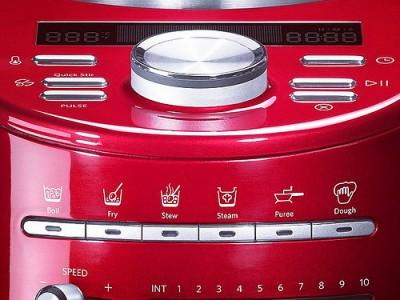 Come pulire il Cook Processor