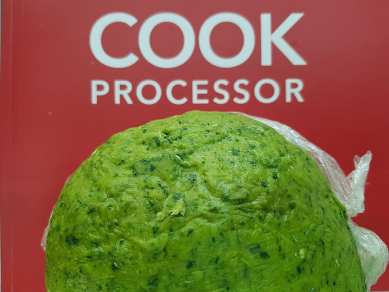 Pasta all'uovo verde